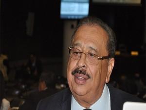 El diputado Oswaldo Ramos Soto: