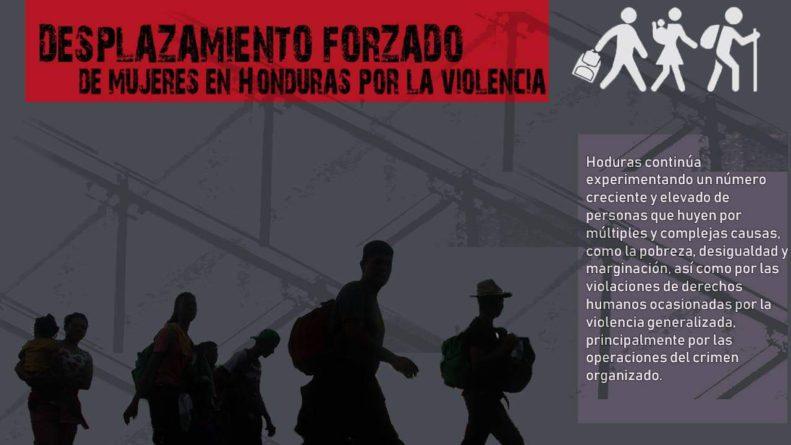 mujer en Honduras