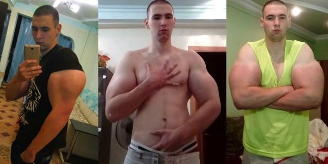 hacer crecer los brazos rapido