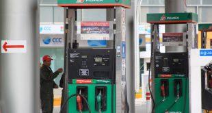 Este lunes, gasolina Magna se vende desde $13.49 a $19.25 en Pachuca