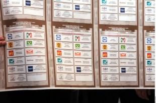 Busca legisladora que se recicle material electoral