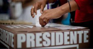Electores tendrán que usar cubrebocas para poder votar