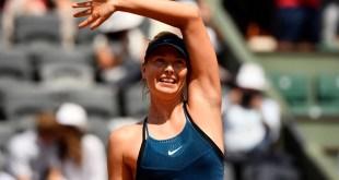 María Sharapova dice adiós al tenis; conoce su historia