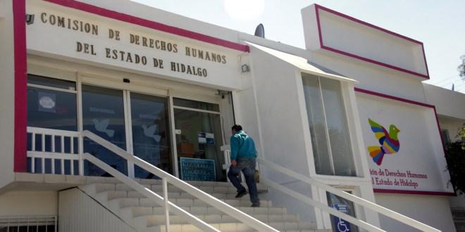 Pese a pandemia, Derechos Humanos de Hidalgo continuará laborando