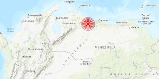 Cadena de réplicas tras sismo que sacudió varias regiones en Venezuela
