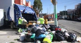 Recolección de basura en Pachuca, normal durante fiestas: alcaldía