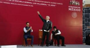 Error, reducir recurso a universidades: López Obrador
