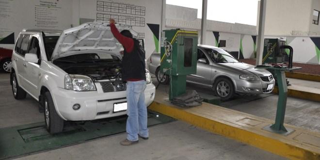 Se registró un 30% en cumplimiento de verificación vehicular en Hidalgo