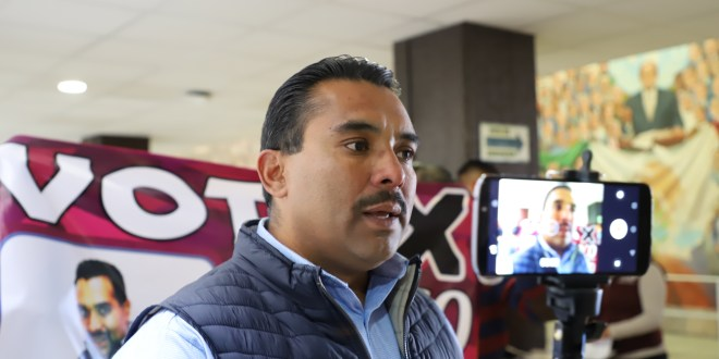Disputan cinco dirigencia del Sutspeeh con Víctor Licona en Hidalgo