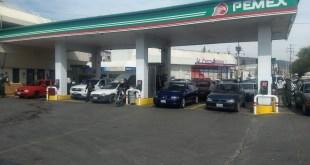 Sube ligeramente la gasolina en Pachuca: 14.06 pesos por litro