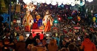 Hoy comienzan las Cabalgatas de Reyes en Hidalgo