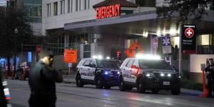 Hieren a 5 policías en tiroteo en Texas