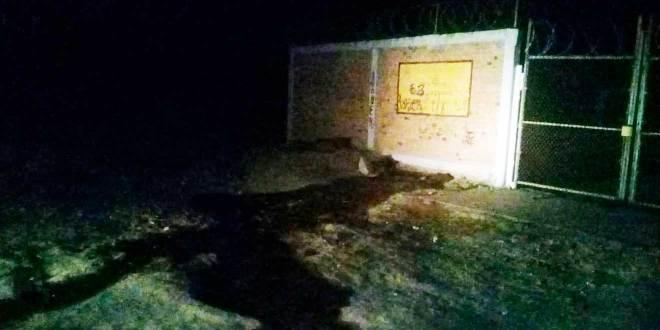 Localizan fuga de hidrocarburo en toma clandestina de Pachuca