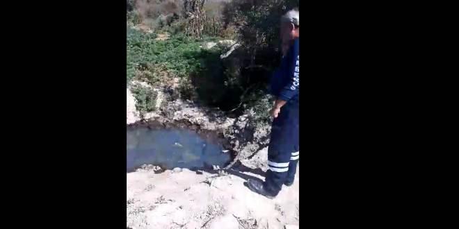 Localizan otra toma clandestina en Hidalgo, ahora en Ajacuba