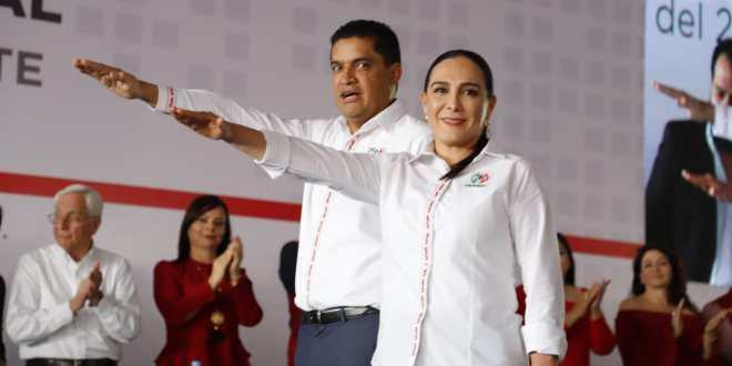 Erika Rodríguez PRI