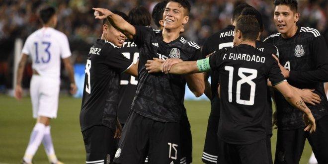 Conoce Tri a rivales en la Liga de las Naciones de la Concacaf