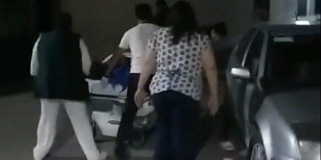 IMSS la mandó a casa y su bebé nació en un auto, ocurrió en de Tepeji del Río
