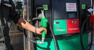 Sube 45 centavos la gasolina regular en Pachuca en la última semana