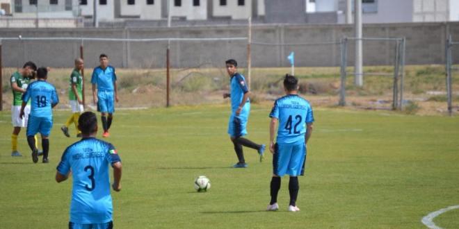 Sufre Club Hidalguense amarga derrota en la Liga TDP