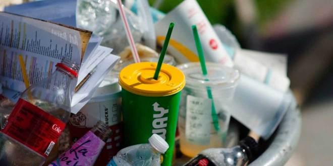 Aprueban eliminar uso de popotes, bolsas y plásticos de un solo uso en Hidalgo