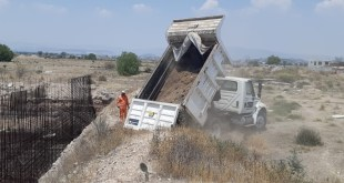 Bordean la fosa donde se ahogó un menor en Hacienda Margarita