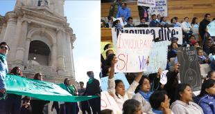 Oponen posturas en torno al aborto en Hidalgo