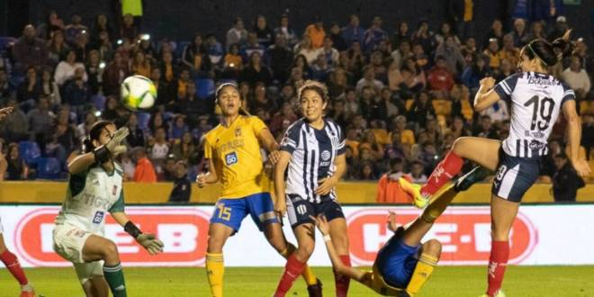 Disputan primer capítulo en final femenil