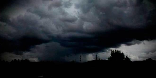 Pronostican lluvias muy fuertes para Hidalgo este fin de semana