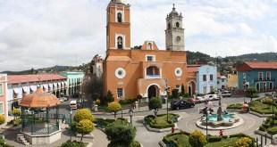 Se mantienen el clima templado y las fuertes lluvias en Hidalgo