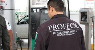Gasolinera Huasca negó revisión Profeco multada