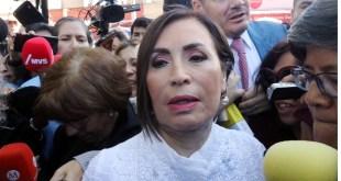 Busca FGR que delate a superiores: Rosario Robles