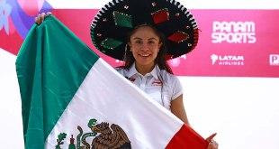 Gana Paola Longoria oro número 23 para México