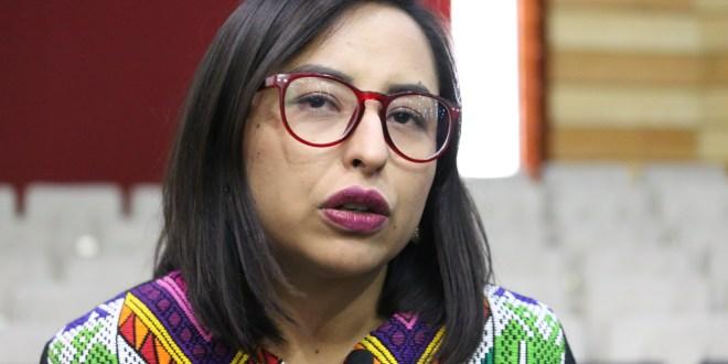 Conflicto por comisionados del Itaih, proceso incierto: Ángeles Quezada