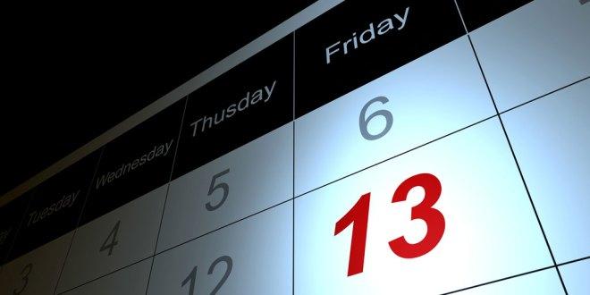 ¿De dónde salió el mito de viernes 13?