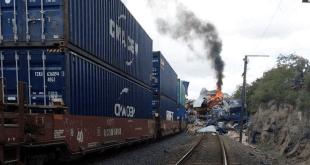 La Agencia Reguladora del Transporte Ferroviario informó que se registraron 31 robos de mercancía diversa en Hidalgo a este sistema de movilidad