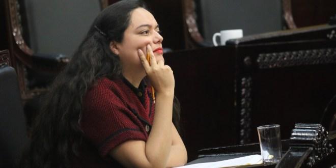 Diputada Roxana Montealegre pide unión a Morena