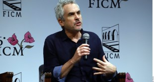 Ficha Apple TV+ a Alfonso Cuarón