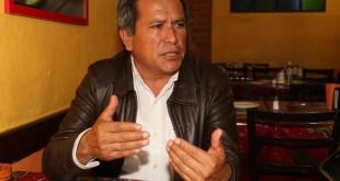 """Candidaturas en Morena Hidalgo no son """"para cuates"""", dice Caballero"""