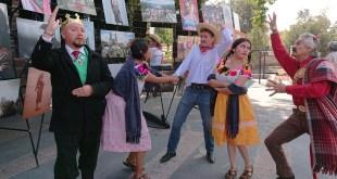 Temporada de pastorelas en Pachuca