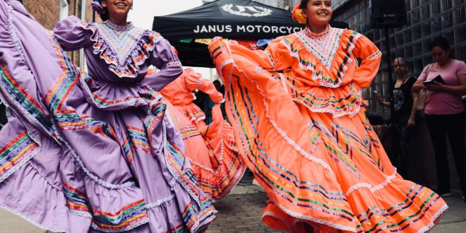 Llega festival Así Baila México a Tulancingo y Pachuca