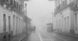 Frío lluvias viernes Hidalgo
