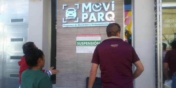 Parquímetros en Pachuca, suspendidos por Profeco