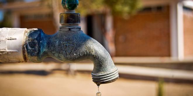 Por tercera vez, reclaman falta de agua en Ixmiquilpan