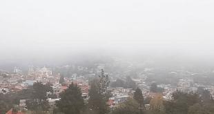 temperaturas frías durante la madrugada Hidalgoegiones Hidalgo