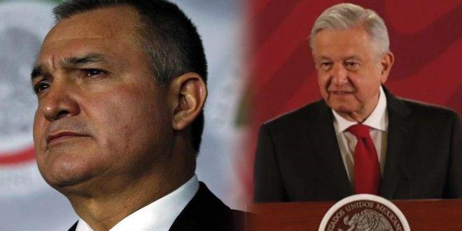 Obrador aseguró que la captura en Estados Unidos del ex Secretario Genaro García Luna es muestra de la derrota