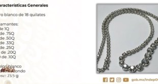 Megasubasta de joyas, autos y residencias