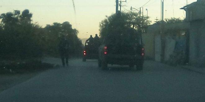 Fuga de hidrocarburo en Tlaxcoapan