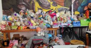 Continúa fundación Herrera Cabañas con recolección de juguetes