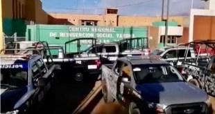 Riña en un penal de Zacatecas deja 16 muertos