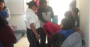 Acepta Operativo Mochila solo 24.1% de las escuelas en Tulancingo